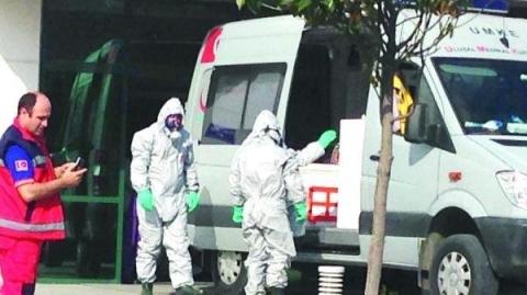 Лихорадка Эбола в Турции
